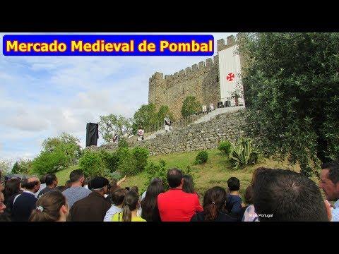 Mercado Medieval de Pombal  2019 - Portugal