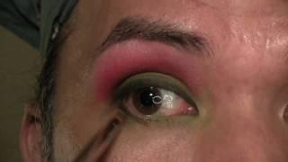 Cocktail Eyes: Watermelon Kiwi Lemonade
