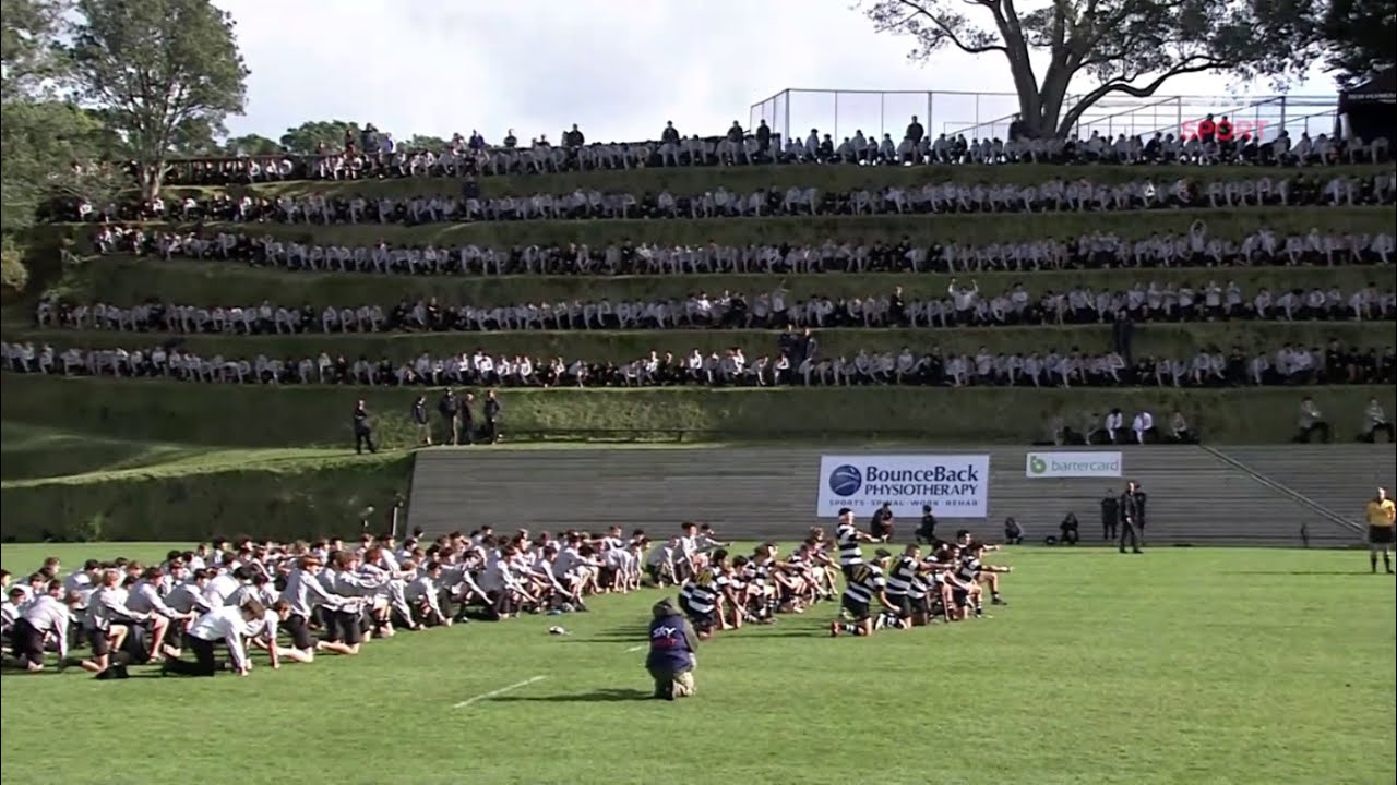 THE GULLY HAKA: The Greatest Build-Up Show in World Sport