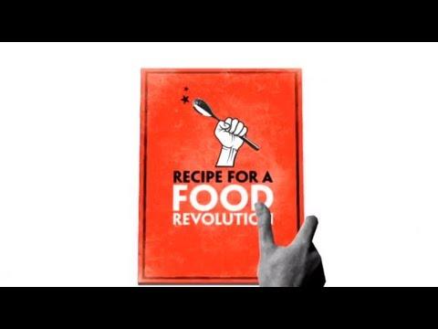 Jamie Oliver's Food Revolution, TED 2011