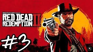 POLOWANIE JESZCZE NIGDY NIE BYŁO TAK REALISTYCZNE! - Let's Play Red Dead Redemption 2 #3 [PS4]