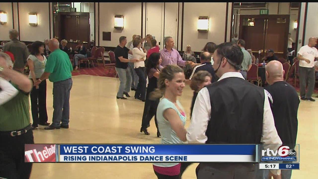 West coast swing indianapolis