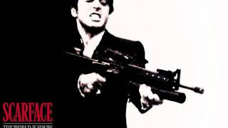 Scarface - The World Is Yours OST - Mansion Storm