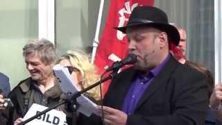 BILD-Boykott Demo Berlin 11.04.2015 - Rede von Bruno Kramm (Vorsitzender der Piratenpartei Berlin)