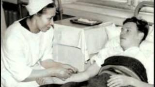 медицинские сёстры в военные годы