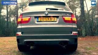BMW X5M 4.4 V8 NICE! StartUp & Revs