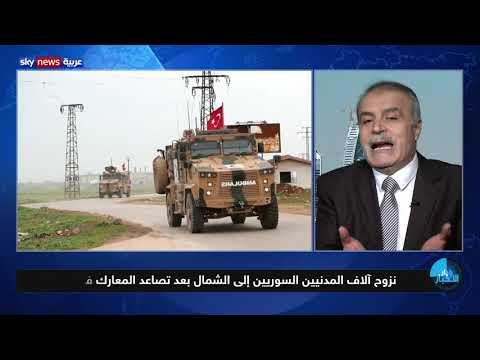 لافروف: هناك جنود روس على الأرض في محافظة إدلب السورية  - نشر قبل 3 ساعة