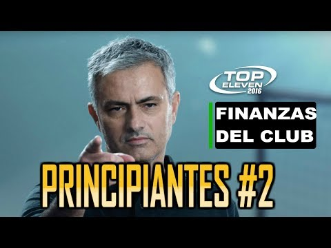 THE FINANCE OF THE CLUB (tickets, PRIMAS, GENERAL) | TOP ELEVEN BEGINNERS # 2