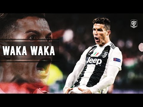 Cristiano Ronaldo ● Shakira - Waka Waka 2019  Goals & Skills ᴴᴰ