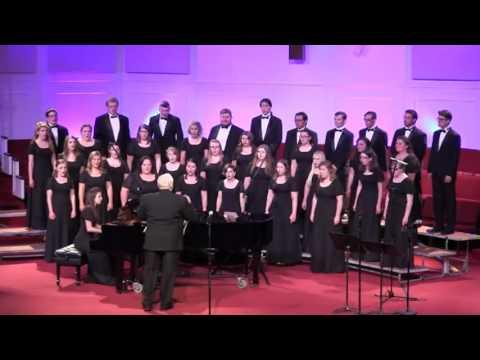 Jubilate Deo - Emily Crocker - Spring Arbor University Singers