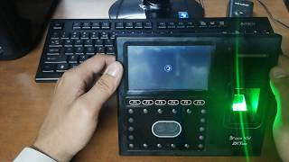 How To Download TX628 Software, ZKTeco Time And Attendance