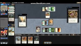 Abzan Control vs G/W Assault Formation (Game 2)