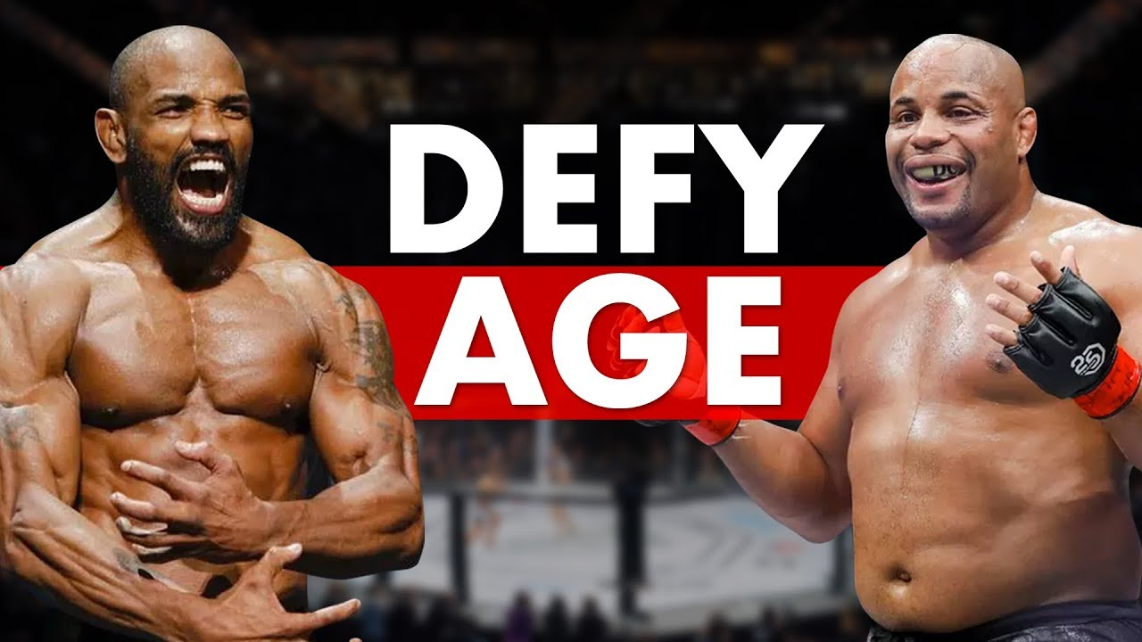 10 Most Age Defying Fighters in MMA History