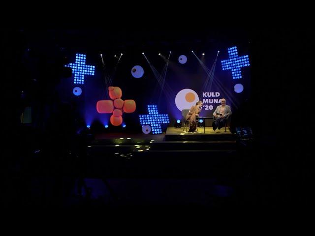 Kuldmuna 2020 // Golden Egg Awards 2020 // Hybrid Event