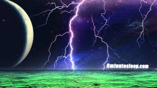 Study Music With Rain & Thunder | Helps You Focus, Write, Read & Relax | For School or Work