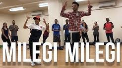 Milegi Milegi | STREE | Rohit Gijare Choreography | Mika Singh | Rajkummar Rao, Shraddha Kapoor