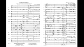 Gambar cover The Lion King arranged by John Higgins