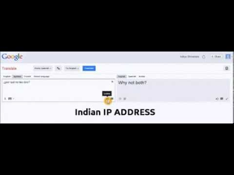 Google TTS: Different Accents for the Same Language