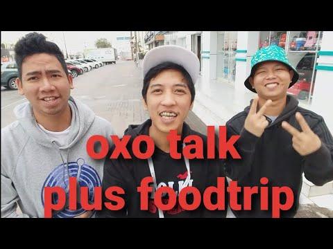 Usapang Oxo Plus Foodtrip