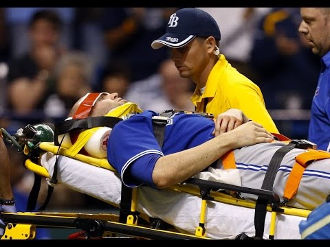 Worst Baseball Injuries Part Three (HD)