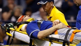 Worst Baseball Injuries Part Three (HD)