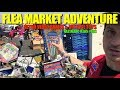 FLEA MARKET ADVENTURE #103 Selling & Buying (Video Games, Vintage Toys)