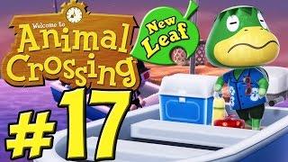 ANIMAL CROSSING: NEW LEAF # 17 ★ Schmetterlingsjagd-Minigame und mehr! [HD   60fps]