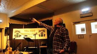 Ron Plant at The New Crystal Folk Club 18.1.19