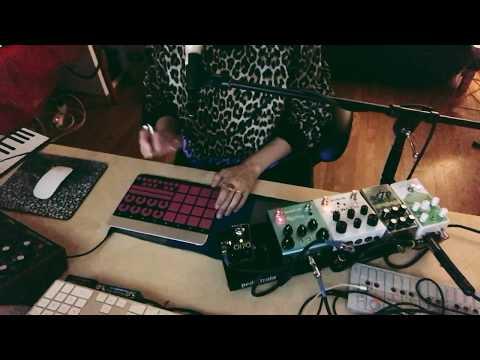 Late Night Improvisations (with vox, electronics via Sensel Morph)
