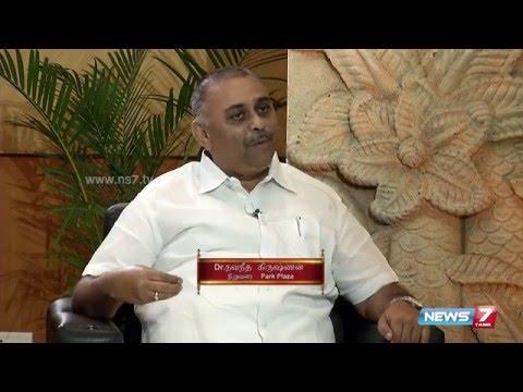 Hotel Park Plaza founder Navaneetha Krishnan on his success |Varaverpparai | News7 Tamil