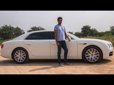 Bentley Continental Flying Spur – Super Luxury Limo | Faisal Khan