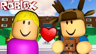 ROBLOX STORY - GETTING GIRLFRIENDS IN ROBLOX