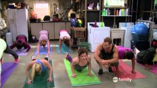 "Melissa & Joey ""Feel the Burn"""