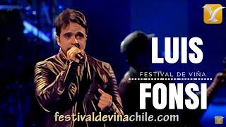 Luis Fonsi - Festival de Viña del Mar 2012 - Presentación Completa Video