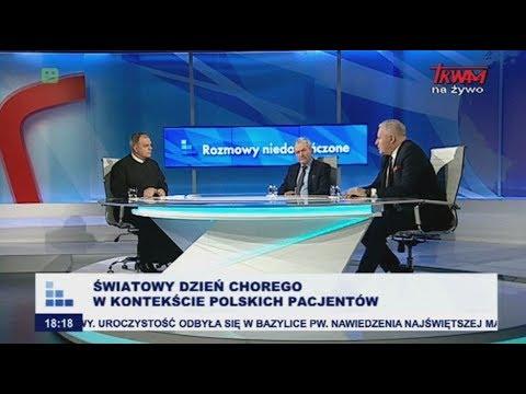 Rozmowy niedokończone: Światowy Dzień Chorego w kontekście polskich pacjentów