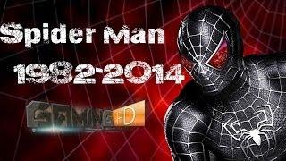 Spider-Man Games History (2001-2014)