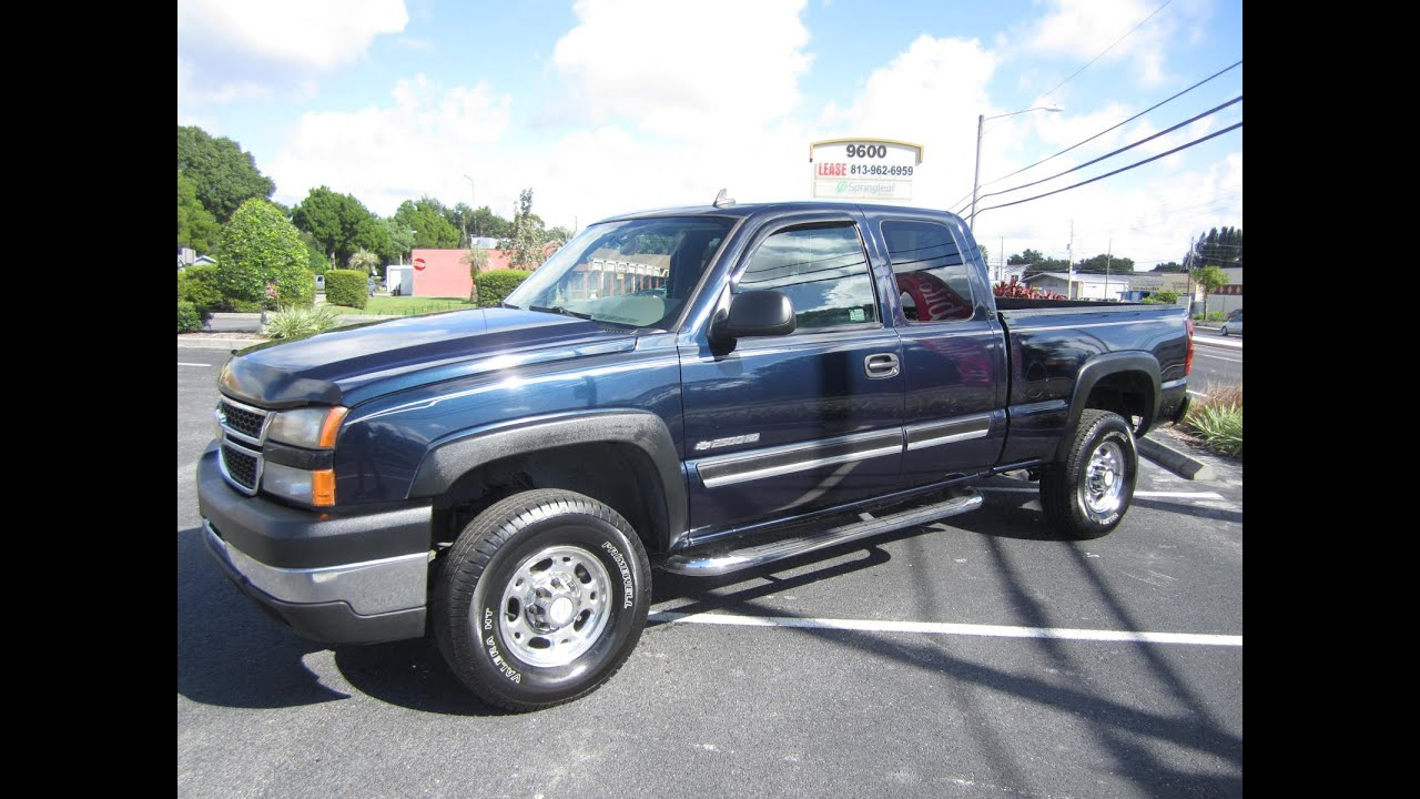 SOLD 2006 Chevrolet Silverado 2500 HD LT Meticulous Motors Inc