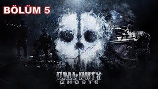 Call of Duty:Ghosts Bolum 5  (Turkce)
