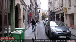 Paris, France - Video Tour of Le Marais Neighborhood (Part 2)