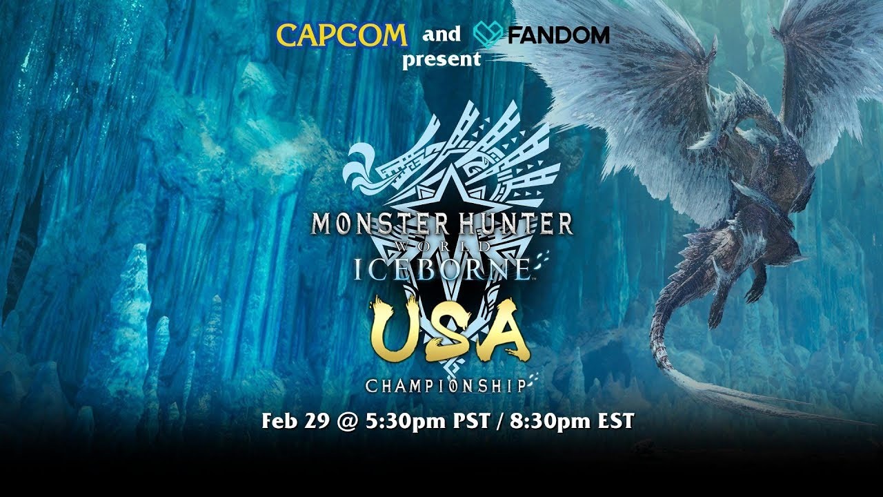 Monster Hunter World: Iceborne USA Championship thumbnail