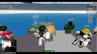 ROBLOX: Stickmasterluke's Natural Disaster Survival