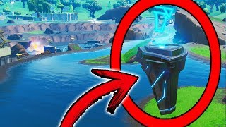 🔴 THE RUNA ARRIVES TO BALSA BUTTON NOW *FINAL EVENT* - FORTNITE SEASON 8