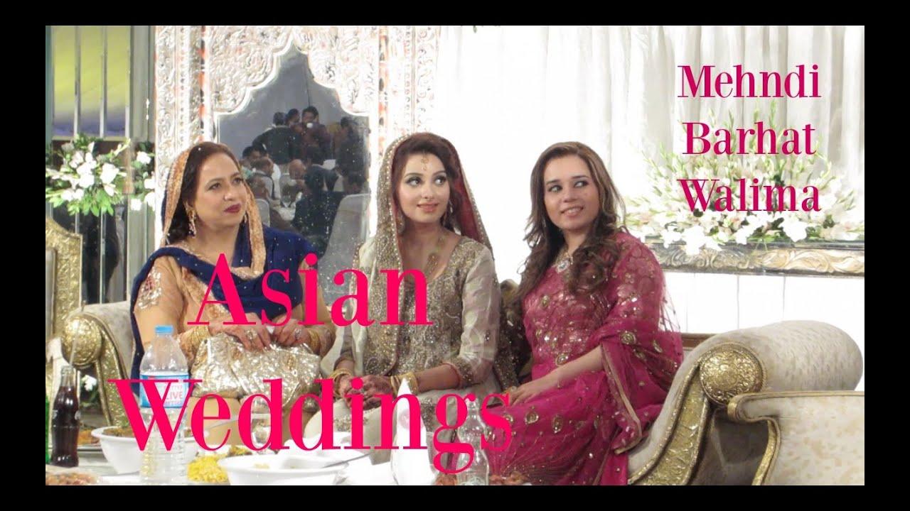 820bbc3ac8 Pakistani Weddings   Baraat - Mehndi - Walima   Travelogue 3 - YouTube