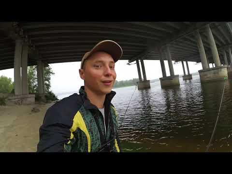 Эх, хвост чешуя – не поймал я НИХчего! Дождливая рыбалка 1 сентября!