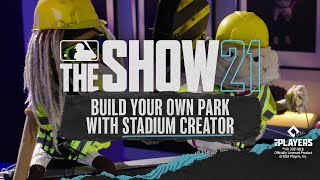 MLB The Show 21 – 4K 60FPS, Get the lowdown on Stadium Creator with Coach & Fernando Tatis Jr. | PS5