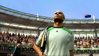 Top Spin 4 - vídeo análise UOL Jogos