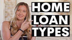 Home Loan Types Explained | FHA, VA, USDA, & Conventional Mortgages