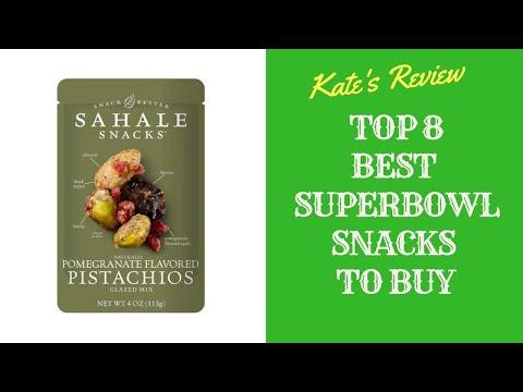 Best Superbowl Snacks To Buy In 2019