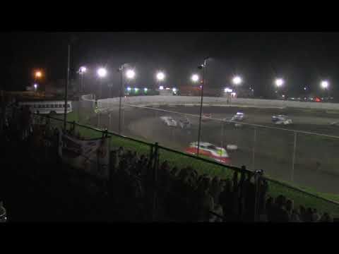 7-27-19 Peoria Speedway Late Model Feature Highlights