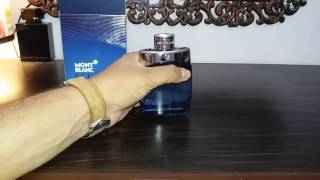 Mont Blanc Legend special edition 2014 fragrance/ cologne review in Urdu/ Hindi